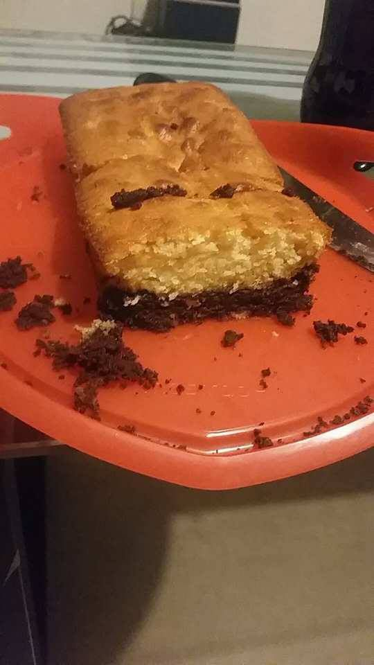 Brownie Butter Cake au thermomix