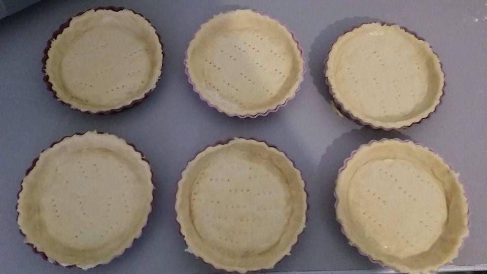 Tartelettes aux fraises au thermomix (tm5)