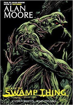SAGA OF THE SWAMP THING - BOOK 3 d'Alan Moore