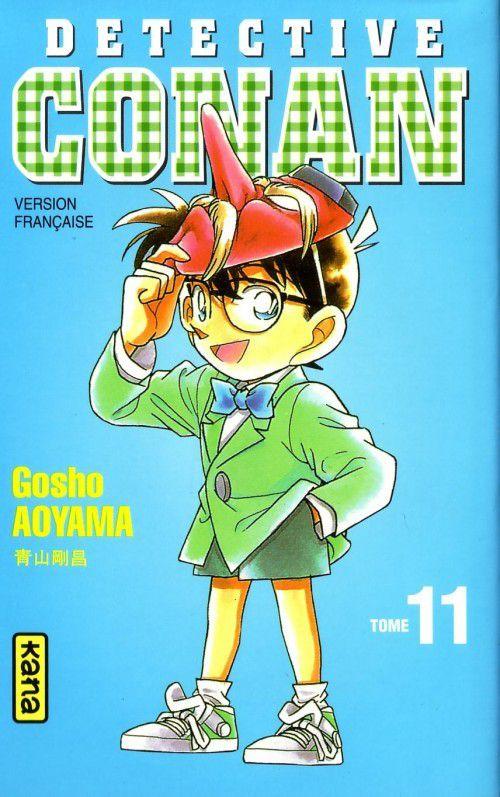 DETECTIVE CONAN TOME 11 de Gosho Aoyama