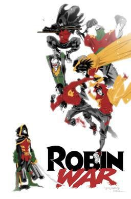 ROBIN WAR de divers auteurs