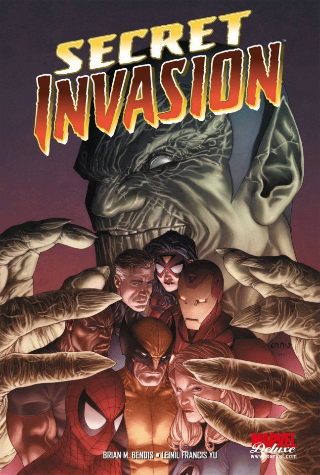 SECRET INVASION de Brian M. Bendis et Francis Yu