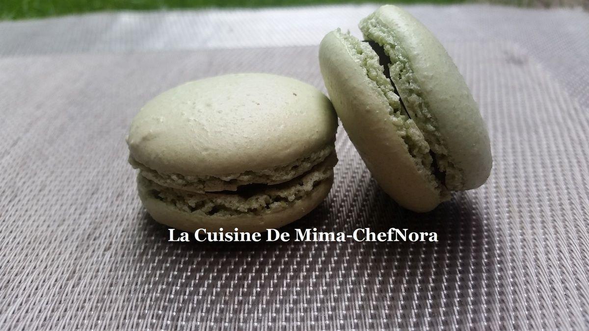 Recette De Macarons Inratables A La Meringue Francaise La Cuisine