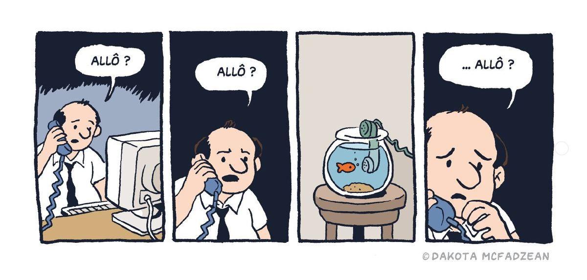 Le strip du jour
