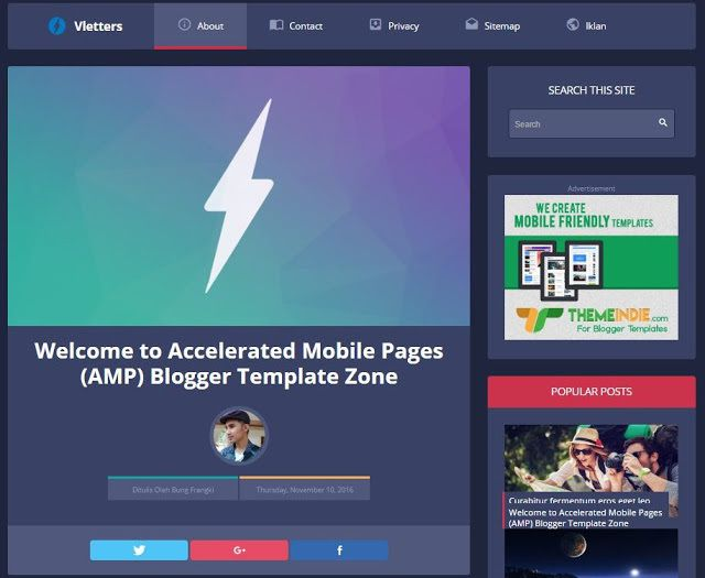 100 free amp template responsive for blogger 2017 free amp templates