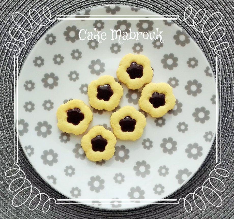Tartelettes fleurs au chocolat noisette de régilait