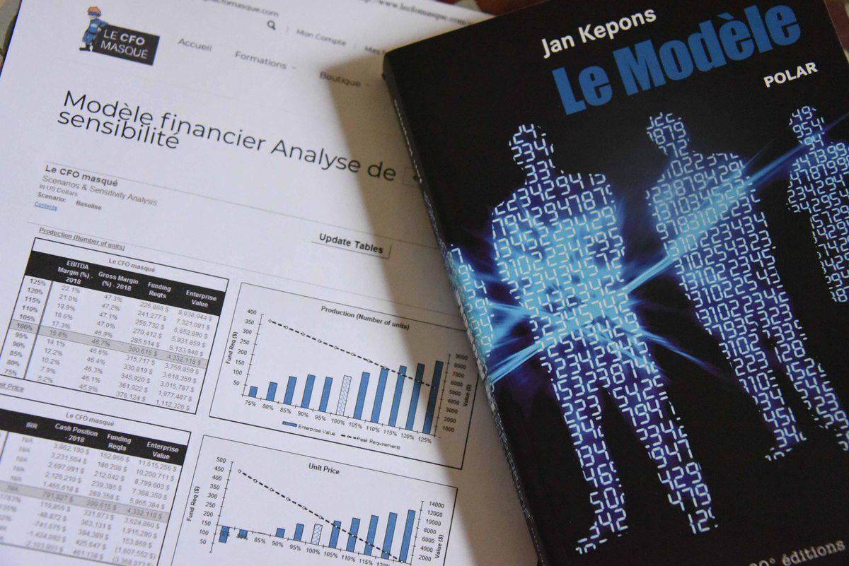 Le Modele - Jan Kepons - 180 ° Edition - 240 p - 21€
