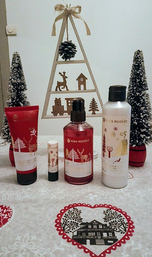 Fabuleux Yves Rocher #Collection Noël - Chtite Family AL26