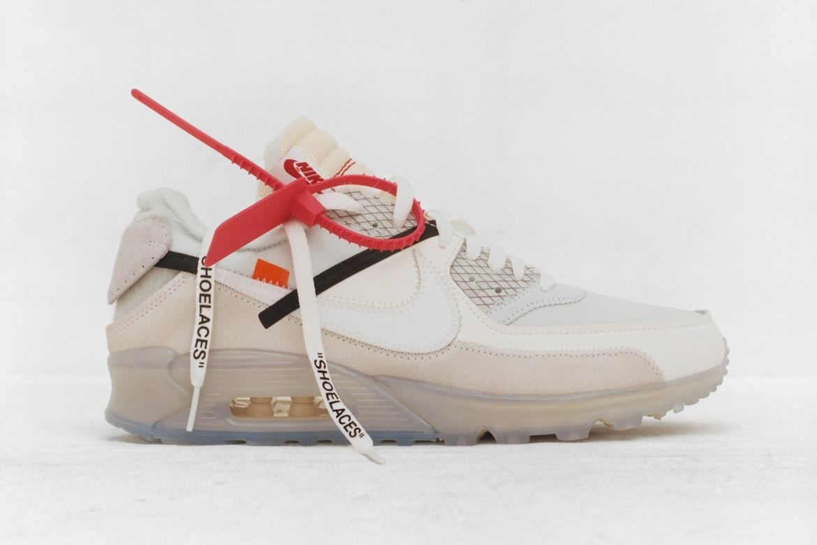 sports shoes 0357a a99b4 ... x Nike Sneakers. 10 Off-White™ ...