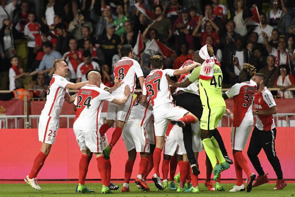 AS MONACO - LILLE : 4 - 0 (J_37 - Ligue1)