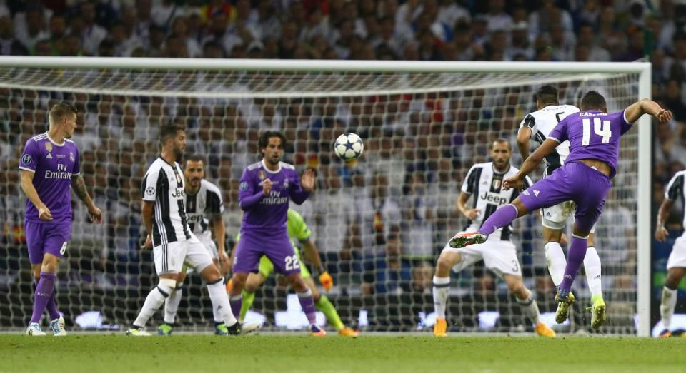 REAL MADRID - JUVENTUS TURIN : 1 - 1 ( Finale - Champion's League)
