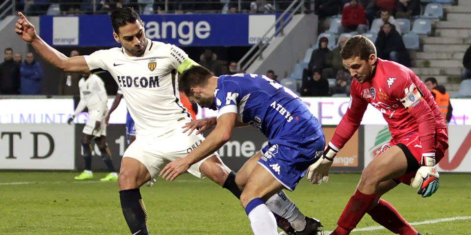 SC BASTIA - AS MONACO : 1 - 1 (J_26 - Ligue1)