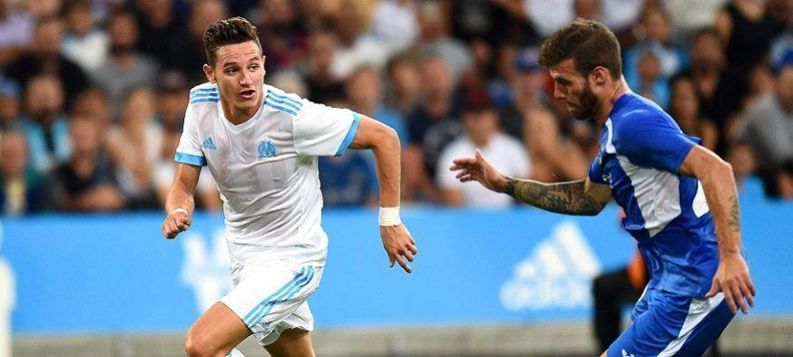 O.MARSEILLE - DOMZALE : 1 - 0 (PlayOff - EuropaLeague)