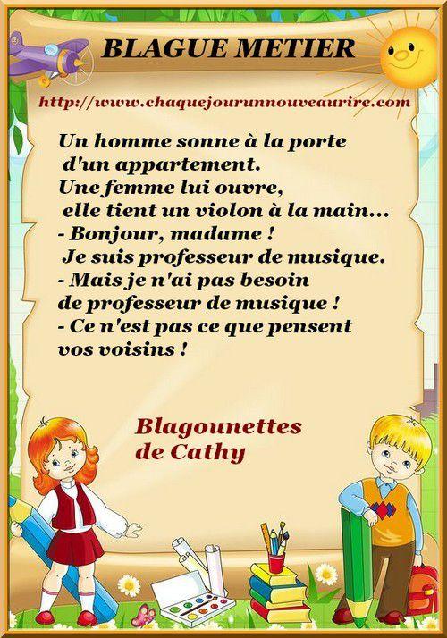 Comique Blagounettes De Cathy