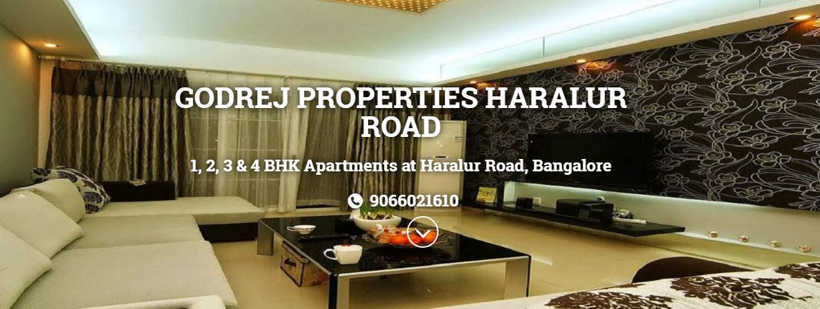 Godrej Haralur Road Pre Launch Project, No. of Units 480+ In ...
