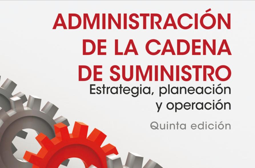 CHOPRA ADMINISTRACION DE LA CADENA DE SUMINISTRO PDF