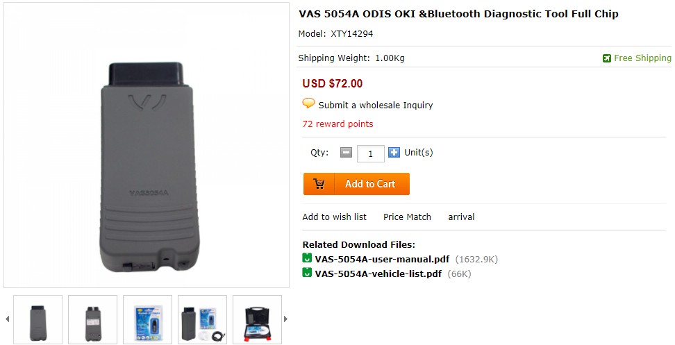 Free download and how to install VAS5054A ODIS 4 2 3 - VW