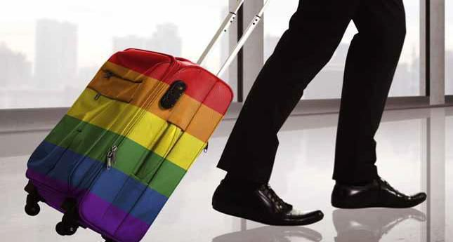 Gay international travel