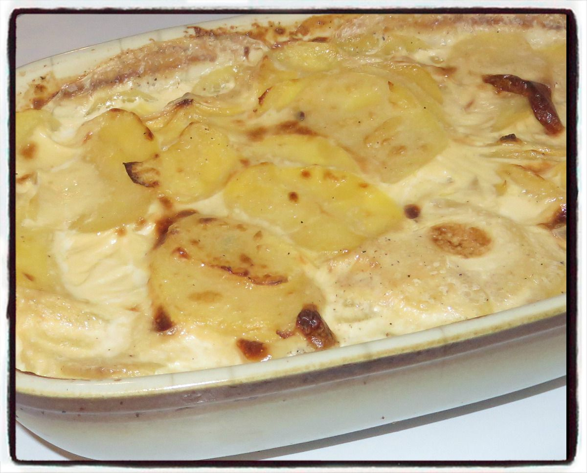 gratin dauphinois recettes faciles les g teaux de st ph. Black Bedroom Furniture Sets. Home Design Ideas