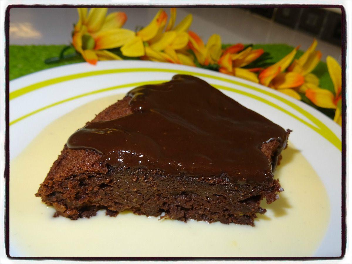 Gateau Au Chocolat Sans Beurre Recettes Faciles Les Gateaux De Steph