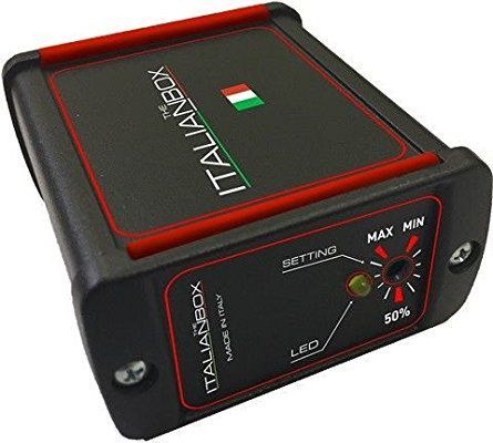 The Italian Box Bo/îtier Additionnel Puce Chip Tuning