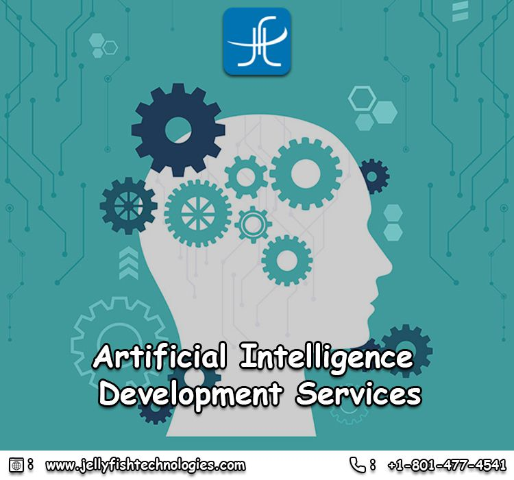 Artificial Intelligence Development Services By Jellyfish