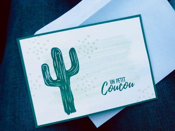 Quelques cartes à envoyer pour les vacances!!!