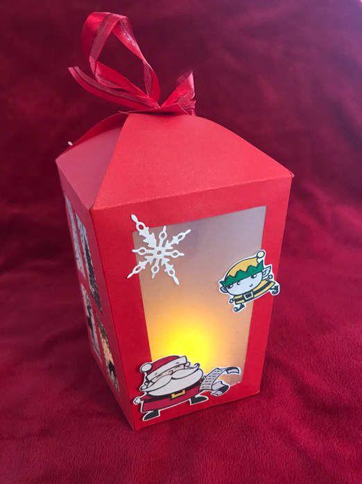 Lanterne de Noël!