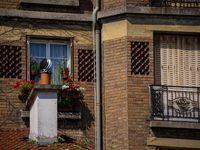 Quelques bâtisses prisent à Vincennes