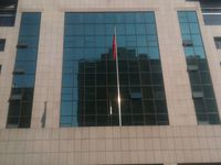 La ville de Taiyuan : la Mairie, la salle de conférence, et la rue de Chaoyang