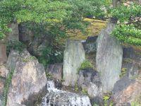 Voilà donc les photos que j'ai prises dans les jardins du Riyo-ji. J'aime le fait qu'il y ait déjà des couleurs d'automne ** Sinon, il y a deux panoramas (petit, certes). La première et la dernière photos (y)♪