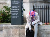 Clichés pris à Trafalguar Square, à Covent Garden, et le long de la Oxford Street !