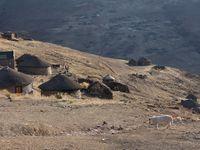 Le cheval rebel et la petite rebelle, plein de paysages, des gens quii marchent, paysages, chevaux, village !
