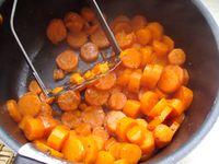 Gâteaux de carottes