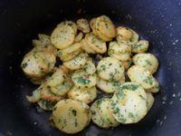Pommes de terre façon Sarladaise