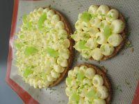 Tarte au citron acidulée à souhait de C.Michalak