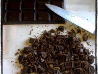 Focus Pépites de chocolat