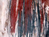 Acrylique + crayon + pastel sur contreplaqué / F : 30x30 cm / 2010