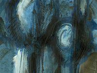 Acrylique + gouache sur médium / F : 30x30 cm / 2014