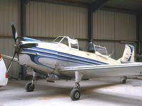 Le Pilatus P-3 F-AZGU. Le Nord 3202 F-AZHO. Le Nord 1002 F-AZKV.