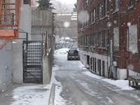 Repérage photo à Montréal réalisé par Jacques Saussey pour Quatre racines blanches