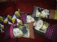 Nouvelle série de geishas