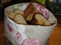 Les paniers à pain ou autre vides poches ....