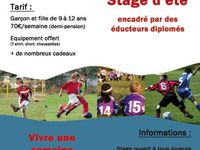 Stage de Football