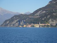 Bellagio et le lac de Como ©Théodore Charles/un-culte-d-art.overblog.com