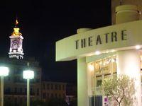 Éclisse totale - Quatuor Leonis - Théâtre national de Nice ©Théodore Charles/un-culte-d-art.overblog.com