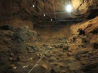 Découverte de trois chambres funéraires sous le temple du &quot&#x3B; serpent à plumes &quot&#x3B; à Teotihuacan