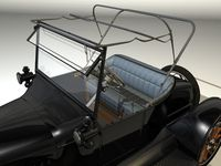 Ford T runabout 1923