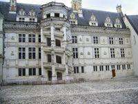 Le château de Blois et François Ie : Le nouveau visage de l'architecture à la française