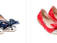 Miu Miu collezione scarpe  autunno inverno 2012- 2013